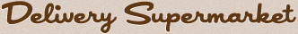 Delivery Supermarket Logo